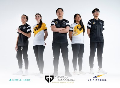 Gen.G Introduces Player Wellness Campaign for Esports Teams, Highlighting the Importance of Healthy Living & Self Improvement