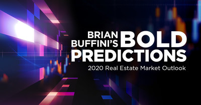 2020 Real Estate Trends.Real Estate Industry Legend Brian Buffini Presents Bold