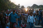 """Discovery en Español Presents """"CARAVANAS"""", the Long Journey of Thousands of Migrants in Search of a Better Life"""