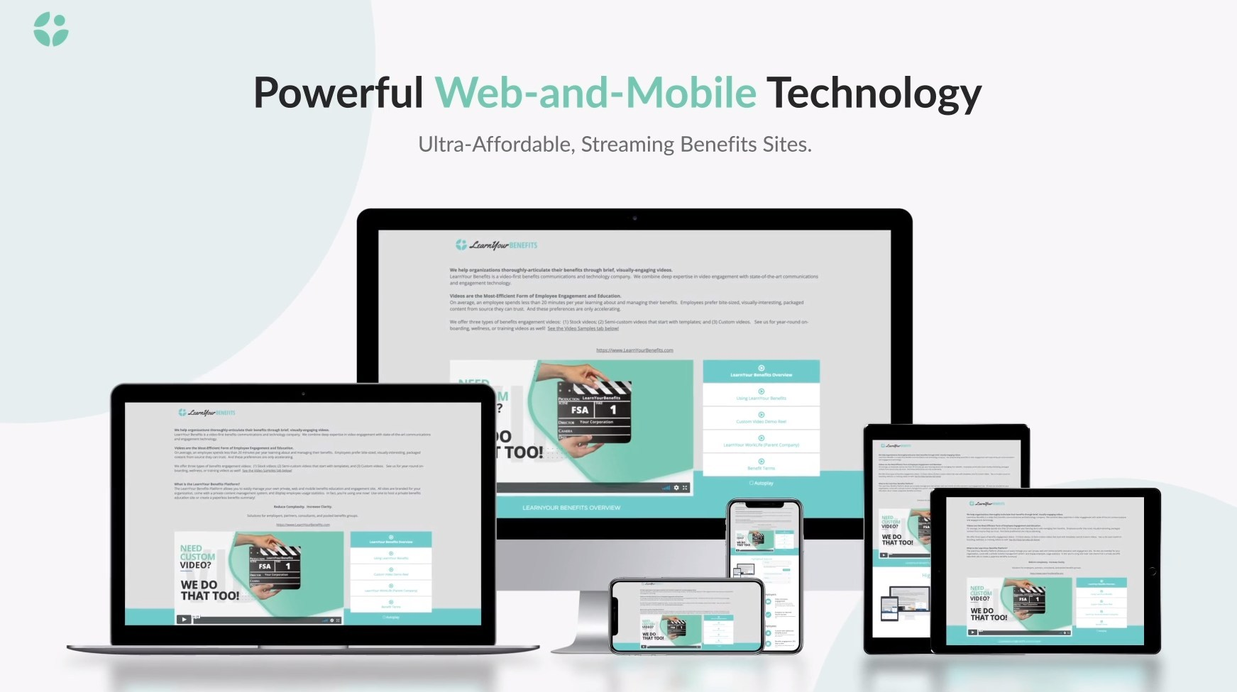 LearnYour Benefits Launches Version 2 0 of Its Video-First