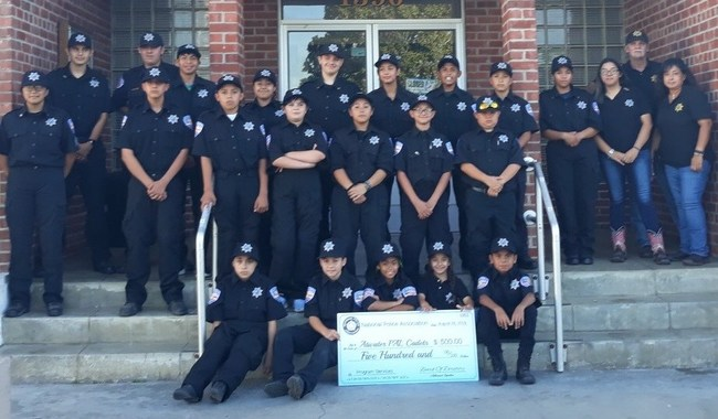 Atwater PAL Cadets