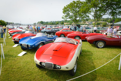 Hagerty acquires Greenwich Concours d'Elegance, a premier car community event in Greenwich, Connecticut. Photo Credit: Brian McCarthy, Bearded Mug Media