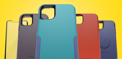 OtterBox adds personal style and protection to any Apple device with a wide portfolio of case styles, colors and graphics.