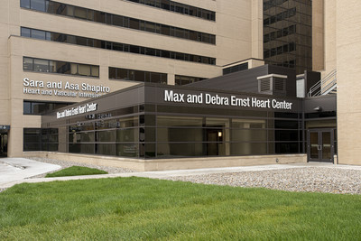 The Max and Debra Ernst Heart Center at Beaumont Hospital, Royal Oak.
