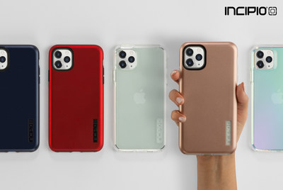 Incipio iPhone 11, iPhone 11 Pro and iPhone 11 Pro Max Cases Now Available