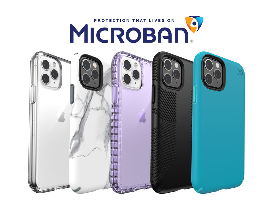 Speck cases for iPhone 11, iPhone 11 Pro and iPhone 11 Pro Max