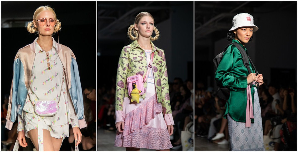 MINISO Made Its First Appearance at 2020 New York Fashion Week With Its Go Girl Series Products.