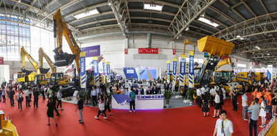 XCMG Unveils Intelligent and Green Construction Machinery at BICES 2019