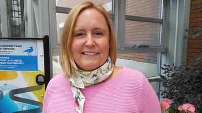 Stéphanie Barker, nouvelle directrice générale de la Fondation Espace pour la vie (Groupe CNW/Fondation Espace pour la vie)