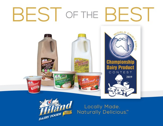 Best of the Best Dairy Product Competition