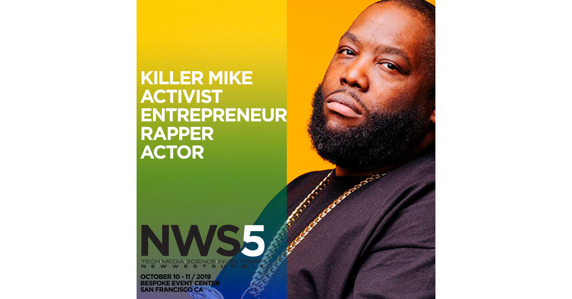Killer Mike to Keynote New West Summit