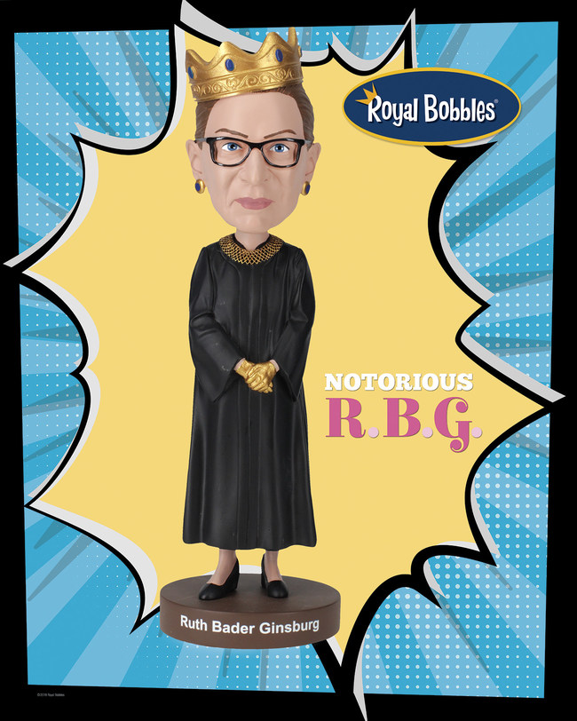 Notorious RBG Bobblehead