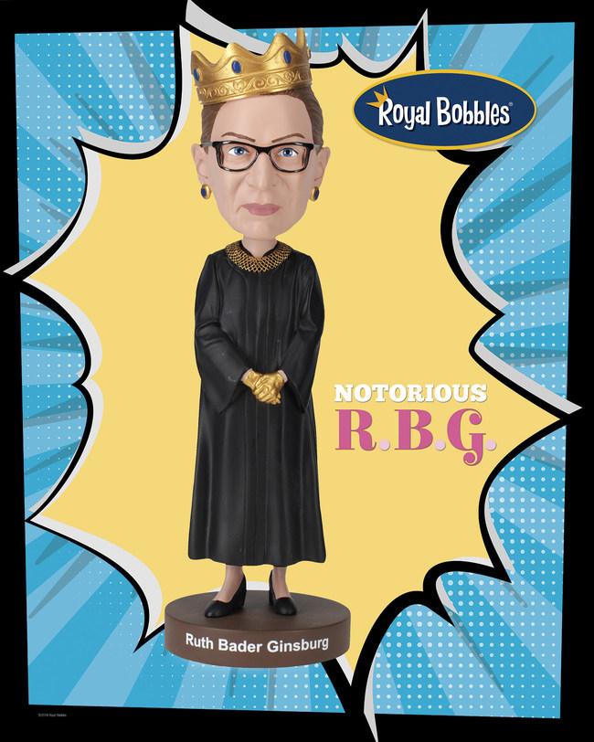 Notorious RBG Bobblehead