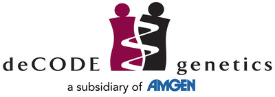 deCODE genetics logo
