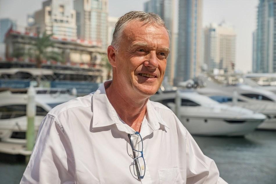 Kurt Svendheim, presidente del directorio del New Nordic Group (PRNewsfoto/New Nordic Group)