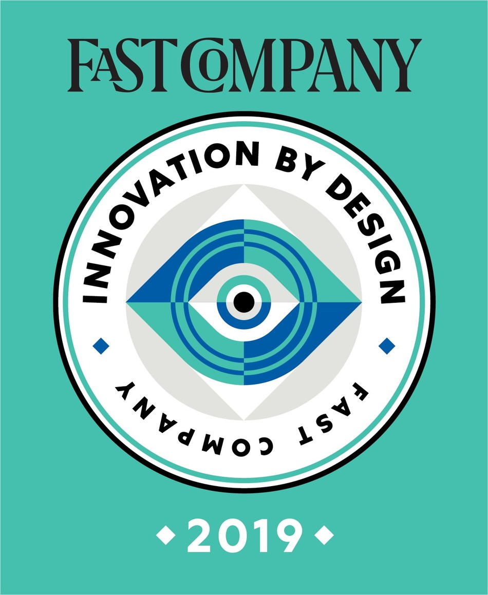Fast Company 2019 Innovation by Design Awards (CNW Group/Bridgeable)