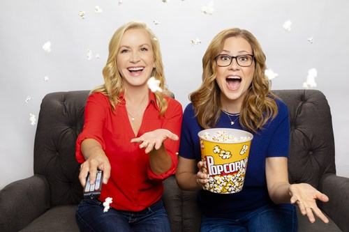 """Office Ladies"" premieres Oct. 16 on Stitcher's comedy network, Earwolf. Photo credit: Adam Hendershott Photography."