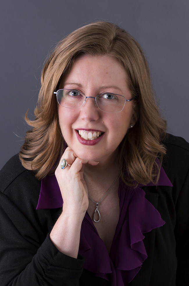 Author Mary Battaglia