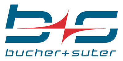 Bucher + Suter (PRNewsfoto/Bucher + Suter)