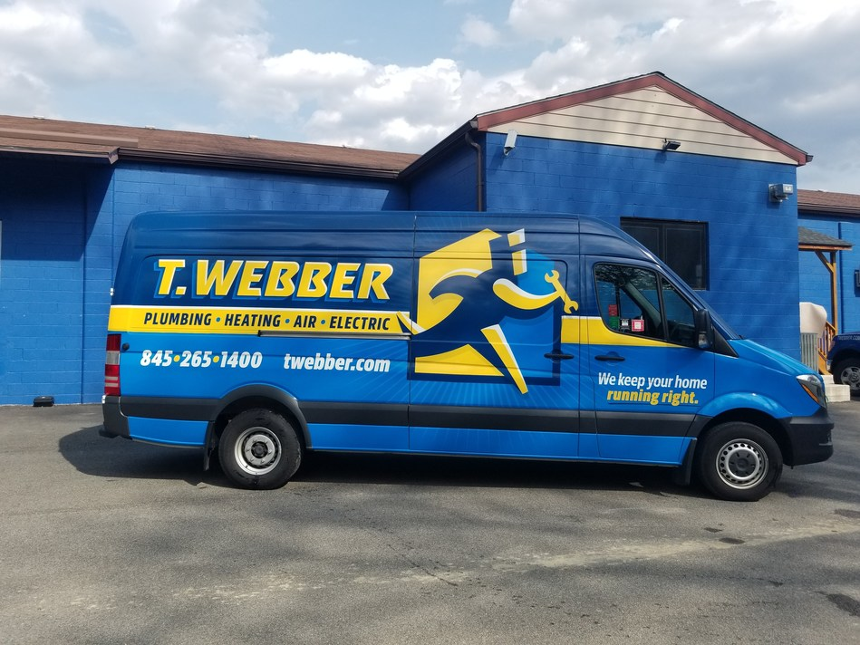 Poughkeepsie-based T.Webber Plumbing, Heating, Air & Electric is offering advice local homeowners on how to best maintain their home drainage systems.