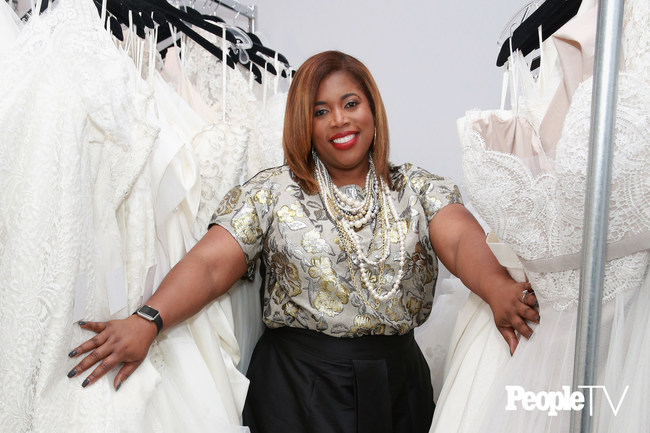 Shannelle Armstrong Fowler, founder of Haute & Co.™ Bridal, shares wedding dresses for curvy and plus size brides that can be customized.
