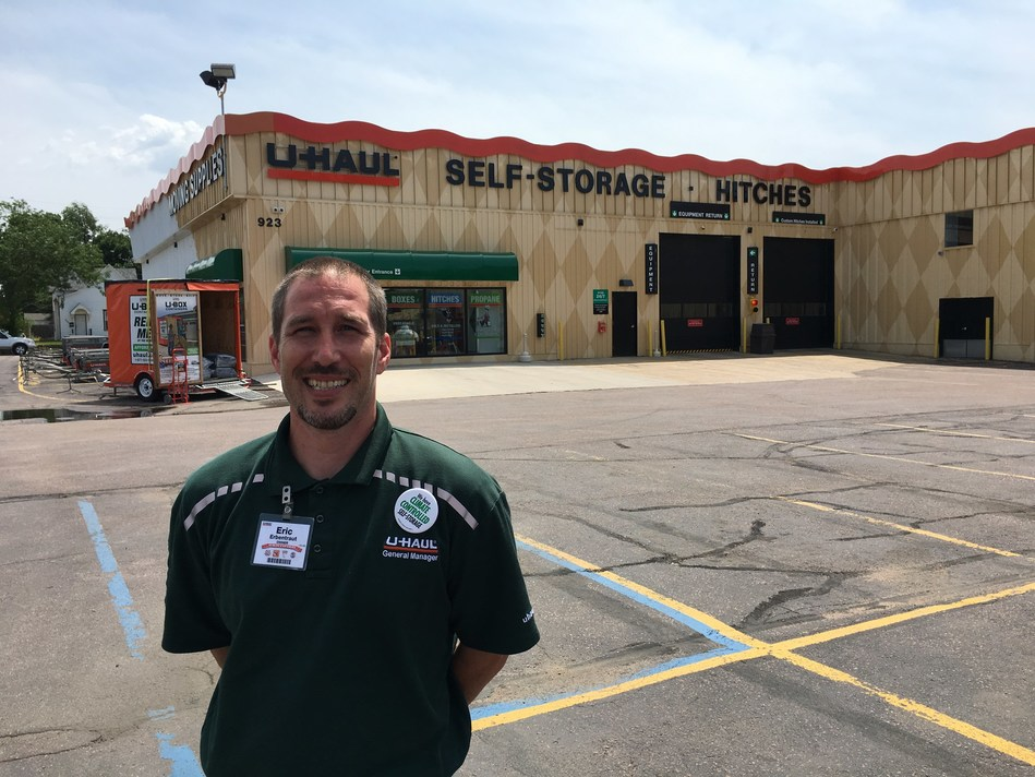 U-Haul Company of Fargo is offering 30 days of free self-storage and U-Box® container usage to residents in Sioux Falls who were impacted by Tuesday night's tornado.