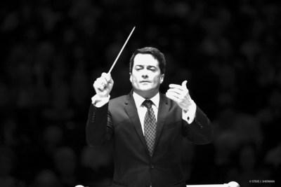 Jacques Lacombe | Photo © Steve J.sherman (Groupe CNW/Conservatoire de musique et d'art dramatique du Québec)