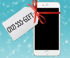A Gift That Lasts a Lifetime: A Custom Phone Number