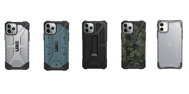 Urban Armor Gear (UAG), creator of rugged, lightweight mobile device cases, excitedly announced an array of new cases and colors for Apple's iPhone 11 Devices