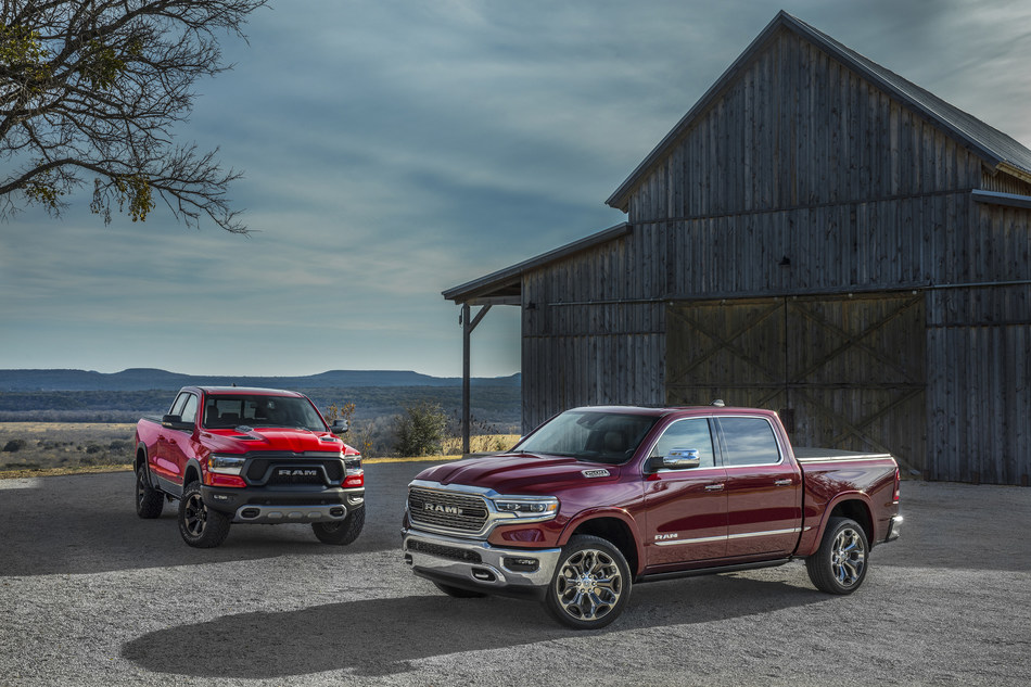The all-new Ram 1500 ranked best in class in the Full Size Pickup category and powered Ram to the top overall brand and top Popular Brand in the AutoPacific 2019 Vehicle Satisfaction Awards. The Jeep® Grand Cherokee, Dodge Challenger and Chrysler 300 all repeated as best in class in their categories in the study.