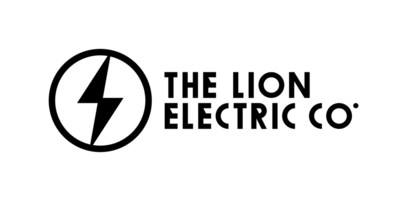 Logo: The Lion Electric Co. (CNW Group/The Lion Electric Co.)