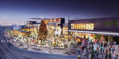 Cadillac Fairview continues major investment in CF Promenades St-Bruno with unique food and beverage marketplace, Marché des Promenades, opening Fall 2020. (CNW Group/Cadillac Fairview)
