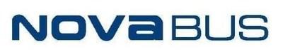 Logo : Nova Bus (Groupe CNW/Nova Bus)