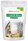 Z Natural Foods Announces New Dairy-free Cashew Milk Powder