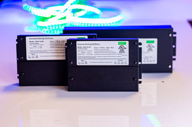 Universal Dimming Drivers from Environmental Lights