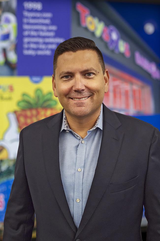 "Toy industry veteran Jamie Uitdenhown named President of new Toys""R""Us US Retail joint venture."