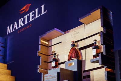Martell Chanteloup XXO is Unveiled in Paris: An Exceptional Experience for a Landmark Launch