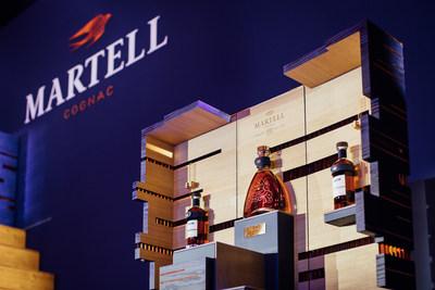 Martell Chanteloup XXO Launch (PRNewsfoto/Martell)
