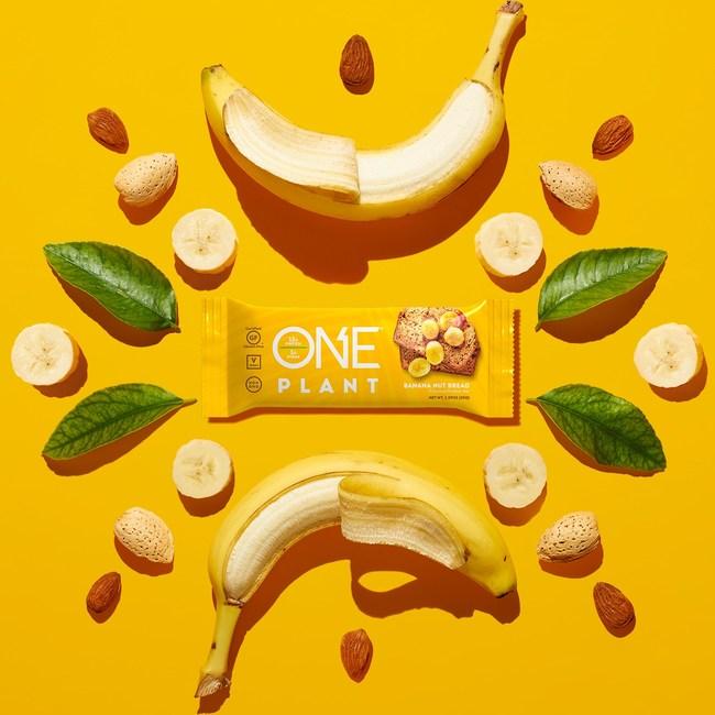 ONE Plant Protein Bars, Banana Nut Bread