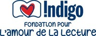 Fondation Indigo pour l'amour de la lecture (Groupe CNW/Fondation Indigo pour l'amour de la lecture)
