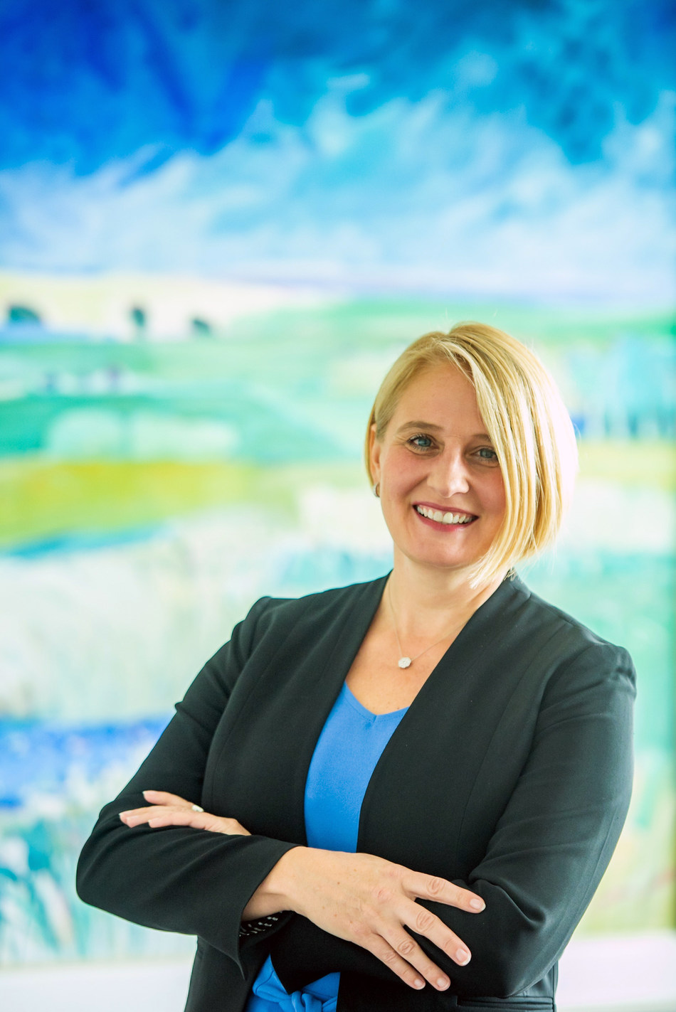 Marilyn Croghan, Asset Management, Capital Markets and Banking Executive Recruitment Specialist. Marilyn is a partner in Caldwell's Toronto office. (CNW Group/The Caldwell Partners International Inc.)
