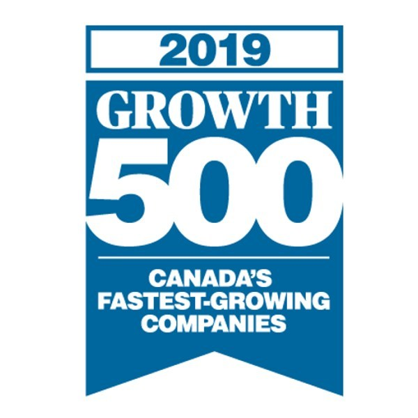 InGenius Ranks on 2019 Growth 500 List of Canada's Fastest-Growing Companies