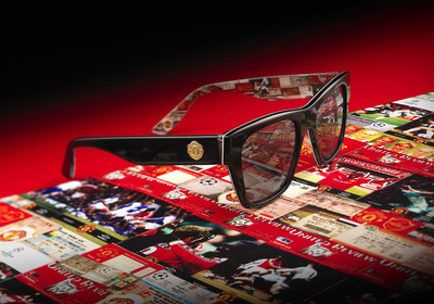 Maui Jim® Expands Its Manchester United Club Collection with New Limited-Edition Treble Style