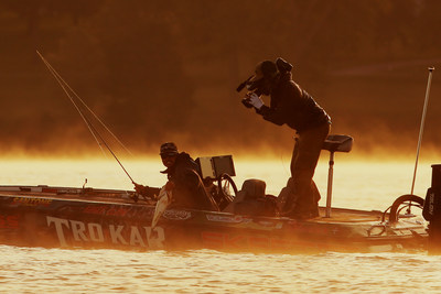 Avid fishing enthusiasts can find live coverage of Elite Series events streaming on ESPN3 or on Bassmaster LIVE.