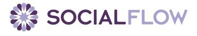 SocialFlow Logo (PRNewsFoto/SocialFlow)