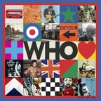 The Who 'WHO' - Brand New Album From The Legendary Rock Band To Be Released November 22 On Interscope Records