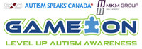 Autism Speaks Canada is excited to announce their new partnership with MKM group and Shattered Dreams Esports (CNW Group/Autism Speaks Canada)