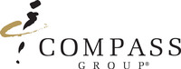 Compass Group Logo. (PRNewsFoto/Compass Group North America)