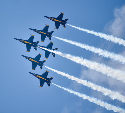 The Great State of Maine Air Show Announces Blue Angels Return in 2020!