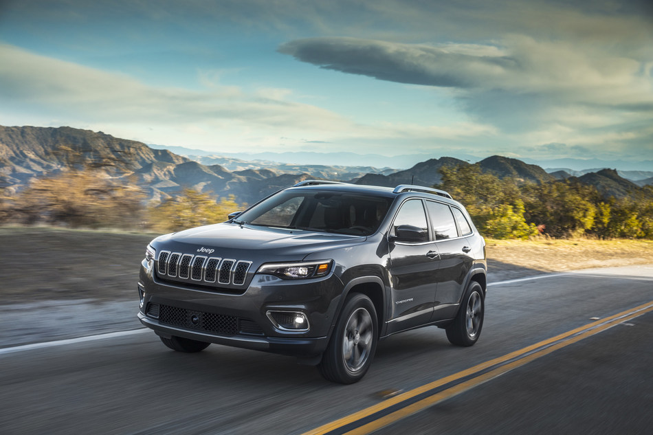 2019 Jeep® Cherokee features new applications of high-strength steel